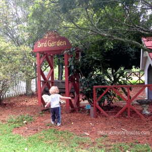 Urban Outdoor Adventures: Children's Garden