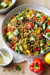 15 Hearty Vegan Salads that Will Fill You Up!