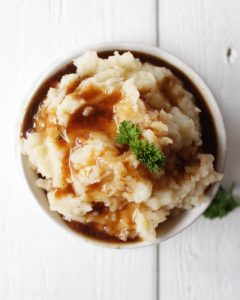 The Secret to the Creamiest Mashed Potatoes Ever