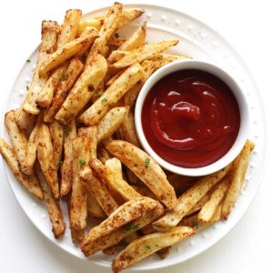Guilt-Free Air Fryer Fries