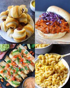 Vegan Game Day Food (15+ Recipes!)