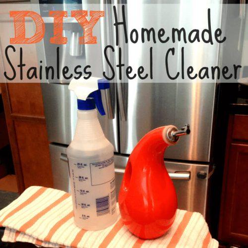 Best Homemade Stainless Steel Cleaner