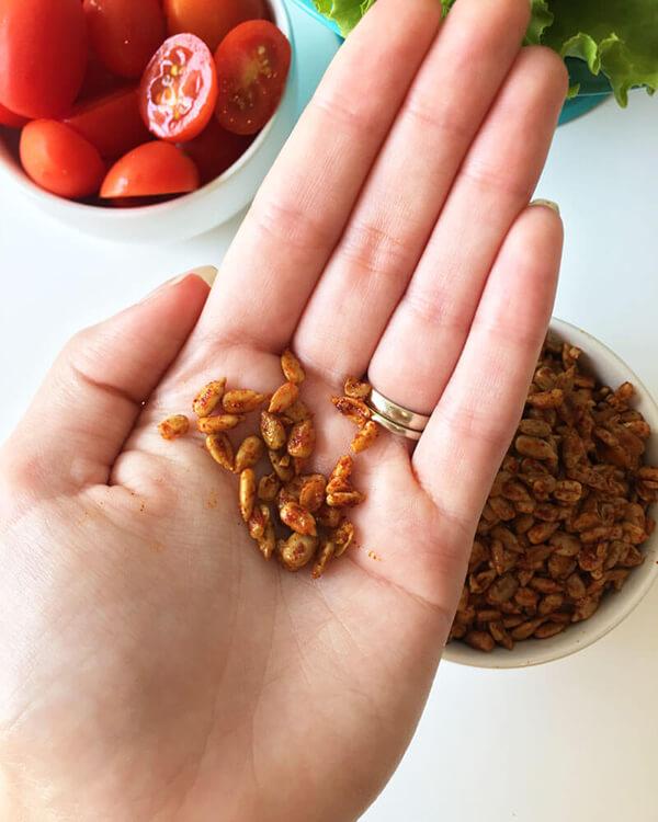 Nut-Free Vegan Bacon