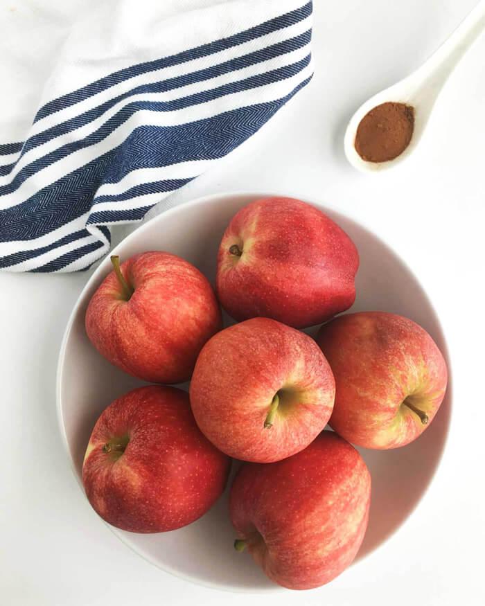 Easy CrockPot Applesauce Recipe - Sugar Free