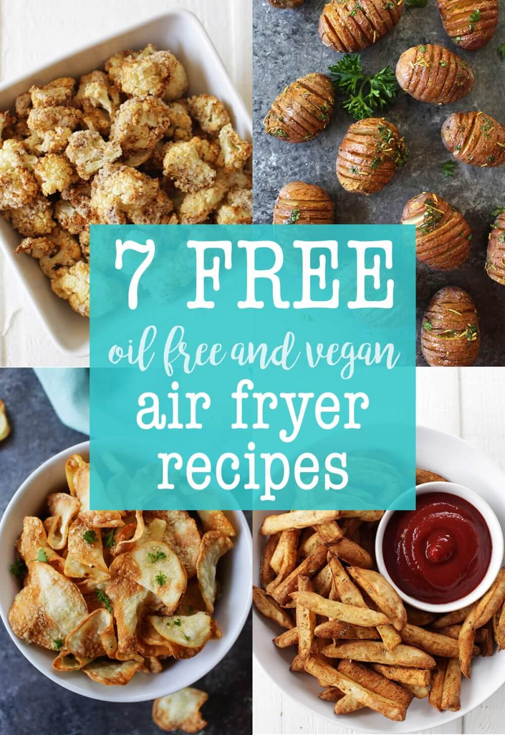 7 Vegan Air Fryer Recipes Karissa S Vegan Kitchen