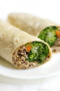 Easy Vegan Lunch Recipes You Can Make in 10 Minutes or Less
