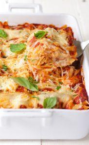 Classic Vegan Lasagna