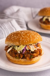 One-Pot Vegan Sloppy Joes